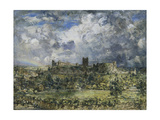 Richmond Castle Giclee Print by Philip Wilson Steer