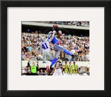 Calvin Johnson 2011 Action Framed Photographic Print