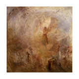 The Angel Standing in the Sun Giclée-tryk af Joseph Mallord William Turner