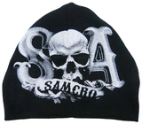 SOA Skull Baby Beanie Beanie by  3