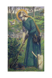Mary Nazarene Giclee Print by Dante Gabriel Rossetti
