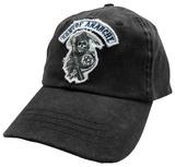 13 - S.O.A Applique Small Hat - Şapka