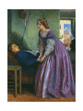 That Was a Piedmontese ... Giclee Print by Arthur Hughes