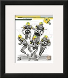 Green Bay Packers 2013 Team Composite Framed Photographic Print