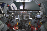 B1-B Lancer Cockpit Photographic Print by Stocktrek Images