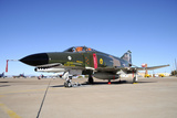 U.S. Air Force Qf-4 Phantom Ii Photographic Print by Stocktrek Images