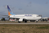 Boeing 737 from Varig Brazilian Airline Taken at Natal Airport, Brazil Photographic Print by Stocktrek Images