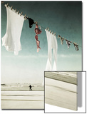Washday Prints by Manuela Deigert