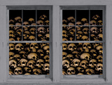 Catacombs WOWindow Poster Window Decal