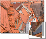 The Color of These Roofs... Prints by Andreas Feldtkeller