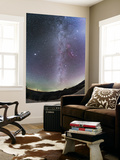 Winter Milky Way from New Mexico Wall Mural by Stocktrek Images