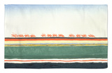 Red Cavalry, 1928-32 Rug by Kasimir Malevich