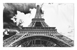 Eiffel Tower - Paris - France - Europe Rug by Philippe Hugonnard