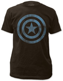 Captain America - distressed icon Shirt