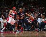 Atlanta Hawks v Washington Wizards - Game Four Photo by Ned Dishman