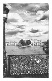 The Seine River - Pont des Arts - Paris Alfombrilla por Philippe Hugonnard