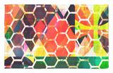 Honey Comb II Alfombrilla por Amy Lighthall