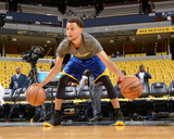 Golden State Warriors v Memphis Grizzlies - Game Four Foto von Noah Graham