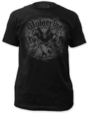 Wolverine - between two skulls T-shirts