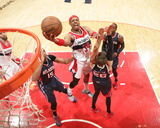 Atlanta Hawks v Washington Wizards - Game Four Foto af Ned Dishman