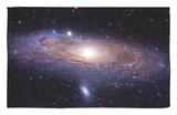 La galaxia de Andrómeda Alfombrilla por Stocktrek Images
