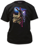 Avengers: Age of Ultron - Vision Energy Beam Shirts
