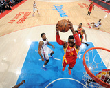 Houston Rockets v Los Angeles Clippers - Game Four Photo by Andrew D Bernstein