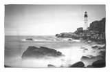 Maine, Portland, Portland Head Lighthouse, USA Rug by Alan Copson