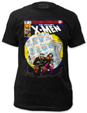 X-Men - The Uncanny X-Men T-shirts
