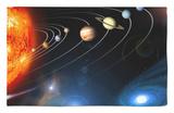 Solar System Planets Alfombrilla por NASA