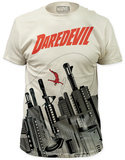 Daredevil - Gun City Tシャツ