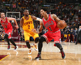 Chicago Bulls v Cleveland Cavaliers - Game Five Photo by Nathaniel S Butler