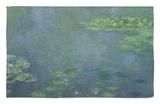 Ninfeas Alfombrilla por Claude Monet