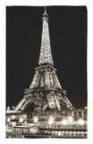 Eiffel Tower - Bateau mouche vedette de Paris - France Alfombrilla por Philippe Hugonnard