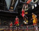 Chicago Bulls v Cleveland Cavaliers - Game Five Photo af Gregory Shamus