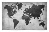 World Map 8 Alfombrilla por NaxArt