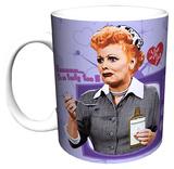 I Love Lucy Vitameatavegamin Mug Mug