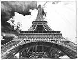 Eiffel Tower - Paris - France - Europe Fleece Blanket by Philippe Hugonnard
