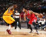Chicago Bulls v Cleveland Cavaliers - Game Five Photo af Nathaniel S Butler