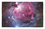 The Orion Nebula Rug by  Stocktrek Images