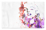 Marilyn Monroe Rug by  NaxArt