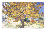 Mulberry Tree, c.1889 Rug by Vincent van Gogh