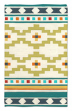 Southwest Geometry IV Rug by Erica J. Vess