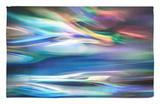 Lago azul Alfombrilla por Ursula Abresch