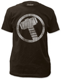 Thor - distressed icon T-shirts