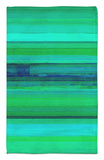 Variegated Sky II Rug by Ricki Mountain