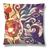 Evening Light Throw Pillow by Natasha Wescoat
