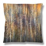 An Autumn Song Throw Pillow by Ursula Abresch