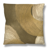 Revolution III Throw Pillow by Megan Meagher