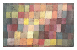 Ancient Harmony, 1925 Rug by Paul Klee